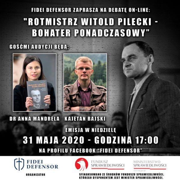 Rotmistrz Witold Pilecki – bohater ponadczasowy