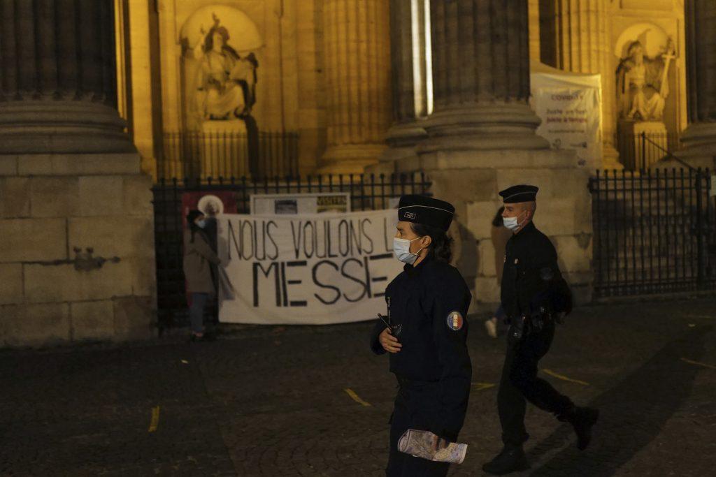 Poruszający akt wiary francuskich katolików
