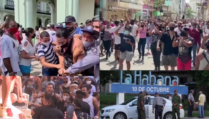 Represje na Kubie