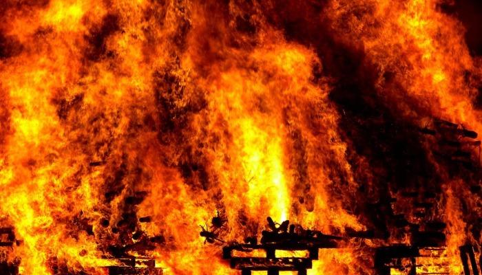 Podpalacz kościoła w Glasgow aresztowany!