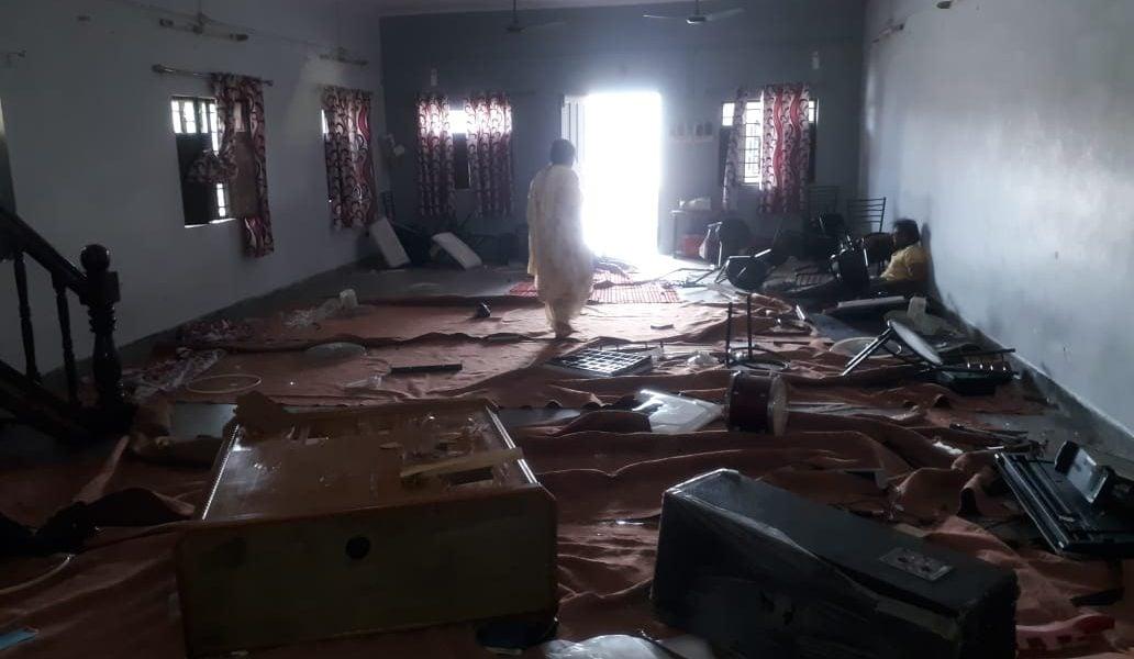 Atak na modlących się chrześcijan w Indiach