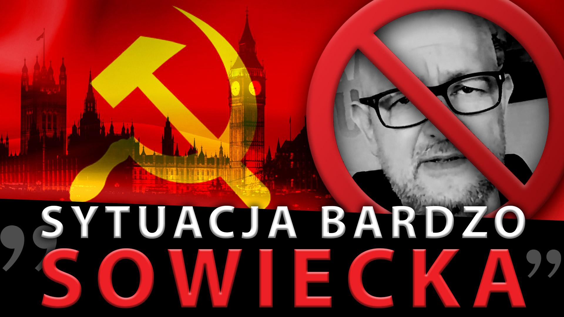 Sytuacja bardzo SOWIECKA – Rafał A. Ziemkiewicz  gościem Rozmowy Fidei Defensor
